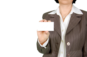 business card lead generation